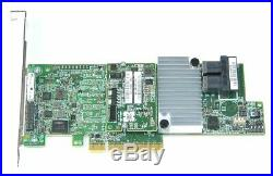 Dell MM445 MegaRaid LSI 9361-8I 12GB 8 -PT PCI-E 3.0 X8 SATA/SAS Raid Controller