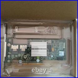 Dell Original PERC H200 6GB/s 8 Port SAS SATA PCI-E RAID Controller card