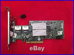 Dell PERC H200 6GB/s SAS SATA PCI-e Raid Controller Height Profile DPN/ 47MCV