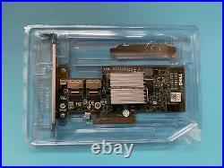 Dell PERC H200 6Gb PCI-e SAS SATA 8-Port Raid Controller 047MCV 47MCV