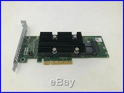 Dell PERC H330 PCI-E 3.0 x8 SAS 12GB/s 8-Port RAID Controller Card TD2NM HH + FH