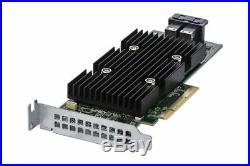 Dell PERC H330 PCI-E 3.0 x8 SAS 12GB/s 8-Port RAID Controller Card pn 4Y5H1