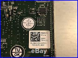 Dell PERC H330 PCI-e 12Gb/s 12Gb/s RAID+IT Mode SAS SATA Controller FH+LP