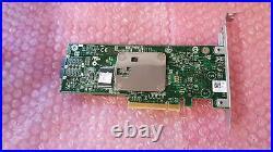 Dell PERC H330 SAS/SATA PCI-E x8 RAID Controller Card 06H1G0 6H1G0