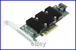 Dell PERC H330 SAS/SATA RAID Controller // 12 Gbps // PCIe x8 // 04Y5H1