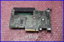 Dell PERC H700 512MB PCI-E 6G SAS /SATA RAID Controller Card 0GRXYF GRXYF