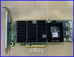 Dell PERC H710P 6GB SAS/SATA 1GB PCI-e 2.0x8 RAID Controller Adapter Card 7GCGT