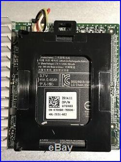 Dell PERC H810 SAS/SATA External PCI-E Raid Controller 1GB BBU VV648 LP bracket
