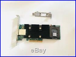 Dell PERC H830 2GB PCIe 8 Port 12G External SAS/SATA RAID Controller WH3W8 NR5PC