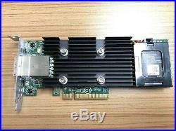 Dell PERC H830 8-CH 2GB SAS 12G SATA 6G PCI-E DP/N 0NR5PC Raid Controller Card