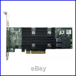 Dell PERC HBA330+ 12GBPS SAS SATA PCIe X8 Raid Controller J7TNV