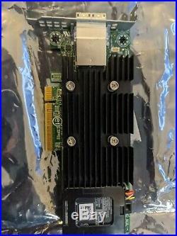 Dell Perc H330 12gb Sas 6gb SATA Pci-e Raid Controller 0cg2ym 75d1h