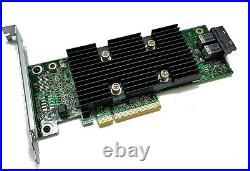 Dell Perc H330 SATA / SAS HBA Controller Card 12Gb PCIe x8 LSI 9340-8i RAID 5