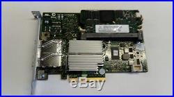 Dell Perc H800 1GB Cache PCIe External SAS SATA RAID Controller VVGYD