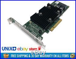 Dell PowerEdge H330 RAID Controller 8-port 12Gbps PCI Express 3.0 SAS SATA 75D1H
