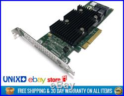 Dell PowerEdge H330 RAID Controller 8-port 12Gbps PCI Express 3.0 SAS SATA J7TNV