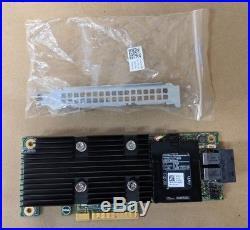 Dell PowerEdge H730 PERC PCIe Raid Card Cache Battery SAS SATA O44GNF MIB
