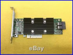 Dell PowerEdge PERC H330 12Gb SAS 6Gb SATA PCI-E Raid Controller 4Y5H1 US seller