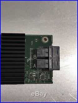 Dell PowerEdge PERC H330 12Gb SAS/SATA 6G PCI-E Raid Controller 4Y5H1 LP bracket