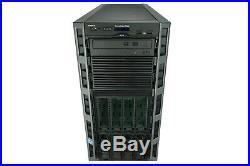Dell PowerEdge T320 8B LFF 5U Tower Server Choose Your CPU RAM HDD RAID