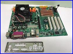 EPoX EP-AF550G Pro/G SocketAM2 PCI-E+SVGA GbLAN SATA RAID ATX 4DDR-II