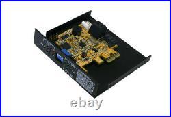 Exsys EX-3455 Backup System SATA 2 mit RAID 0/1