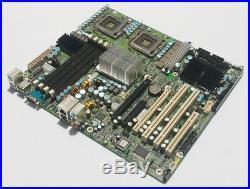 FSC CELSIUS R550 S26361-D2569-A10-1 Dual 771 Xeon DDR2 6xSATA RAID VGA NEU