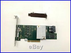 Fujitsu SAS 12G SATA 6G PCI-e RAID Controller CP400i D3307-A12 LSI SAS3008