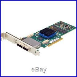 G-Technology 8 Port External 6Gb/s SAS/SATA RAID Adapter (0G02068)