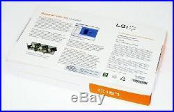 Genuine LSI 9260-8i LSI00198 6Gbp/s 512MB 8-Port SAS/SATA PCIe 2.0 x8 RAID HBA