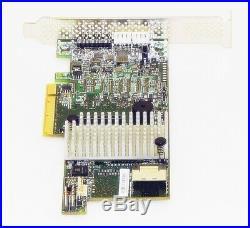 Genuine LSI MEGARAID 9266-4i LSI00306 6Gb/s 4-Port 1GB PCIe 2.0 x8 SAS/SATA RAID