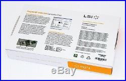 Genuine LSI MEGARAID 9271-8i LSI00330 6Gb/s 1GB 8-Port PCIe 3.0 x8 RAID SATA/SAS