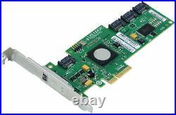 HP 510359-001 4x SAS SATA RAID PCIe SAS3041E-HP