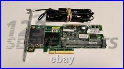 HP Enterprise P411 Smart Array Raid controller 572531-B21 1GB DDR2 PCI-E
