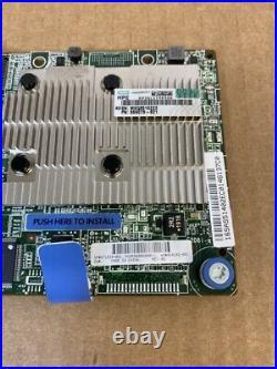 HPE E208i-a SR Smart Array PCI-E3x8 SAS3/SATA3 RAID Card (869079-B21)