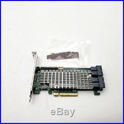 High Point RocketRAID 2840A PCIe 3.0 x8 16-Channel 6Gb/s SAS/SATA RAID