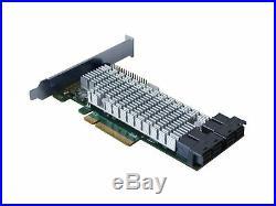 High Point RocketRAID 2840A PCIe 3.0 x8 16-Channel 6Gb/s SAS/SATA RAID Host B