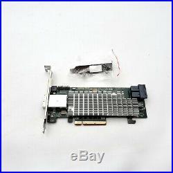 High Point RocketRAID 3742A 12GB/S PCIe 3.0 X8 SAS/SATA RAID Controller
