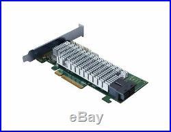 HighPoint RocketRAID 3720A 8 Port PCIe 3.0 x8 SAS/SATA RAID Host Bus Adapter