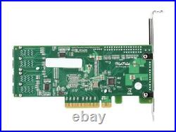 HighPoint RocketRAID 840A PCIe 3.0 x8 6Gb/s SATA RAID Host Bus Adapter