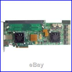 HighPoint RocketRAID SAS SATA 24 Ports RAID Controller 4460 PCI-Express 2.0 X8