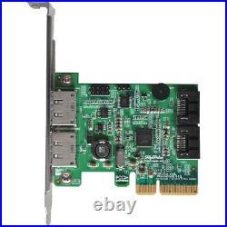 Highpoint Technologies Rr642l 2 In/2 Ex 6gb/s SATA Raid Pcie
