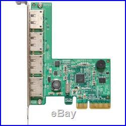Highpoint Technologies Rr644l 4port Ex 6gb/s SATA Raid Pcie