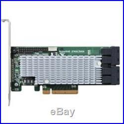 Highpoint Technologies Rr840A Rocketraid 840A Raid Hba Pcie 3.0 X8 6G Sata 5/6