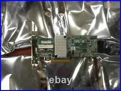 IBM 46M0918 ServeRaid PCIe SAS/SATA Raid Controller NO Battery (LOT OF 10)