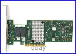 IBM IBM M1215 Sas/sata 12gb 8ports Raid Controller Pci-e 46c9115