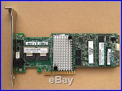 IBM M5016 Controller Raid SAS/SATA PCIe 6GB 1G cache +BBU Battery =LSI 9265-8i