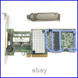 IBM M5110 8-Port 6Gbps Server RAID 00AE807 PCI-e SAS/SATA JBOD IT MODE Card