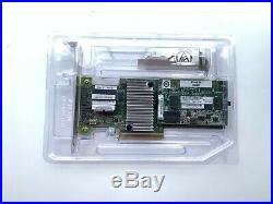 IBM ServeRAID M5210 SAS SATA PCI-E RAID Controller + 44W3394 2GB module BBU