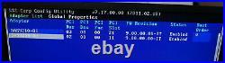 IBM ServeRaid M1015 SAS/SATA PCI-e RAID Controller, flushed to LSI SAS9210-8i